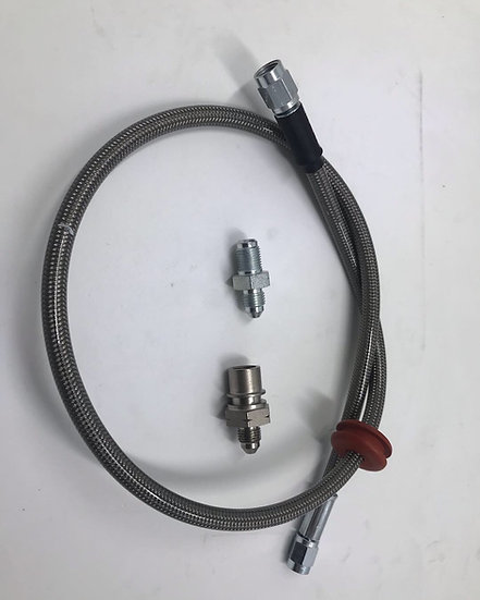 e46 e36 extended drift brake hoses bmw