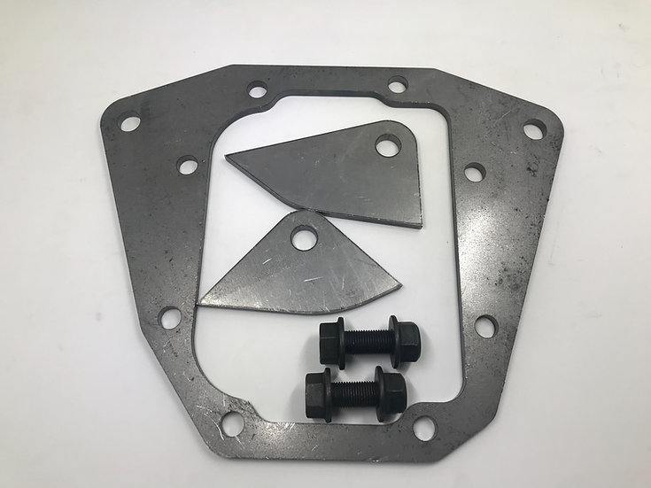 E46 subframe differential reinforcement brace