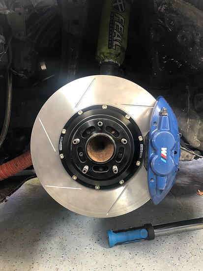 380mm 135i 335i big brake kit upgrade