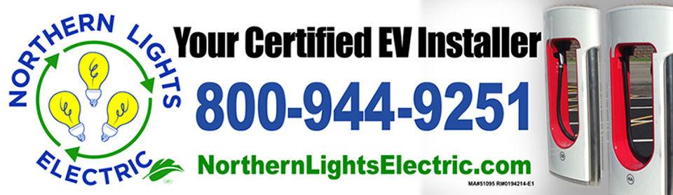 Northern Lights Electric Your Certified EV Installer