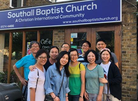 2018 영국 어라이즈 선교 영상