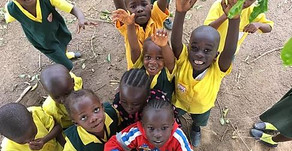 Planting the Seeds of Literacy with Liberia Reads