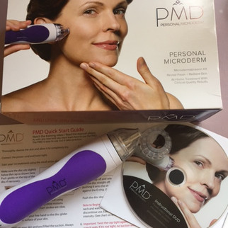 PMD Personal Microdermabrasion Device