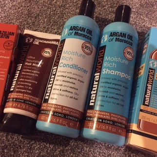 Argan Oil of Morocco Range by Natural World