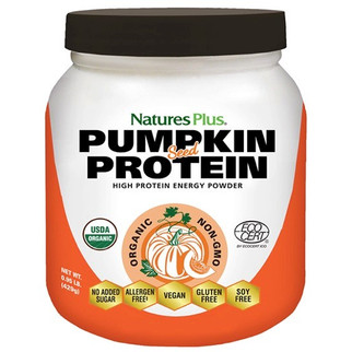 Natures Plus Pumpkin Protein Powder