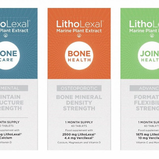 LithoLexal® Bone and Joint Care