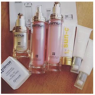 Nimue Skin Technology Face Range