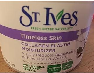 St Ives Timeless Skin
