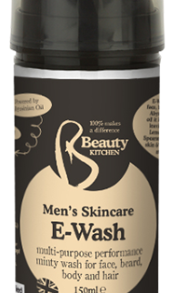 Beauty Kitchen - Men's Skincare E-Wash