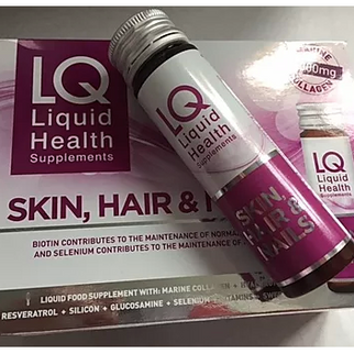 LQ Liquid Health- Skin, Hair and Nails