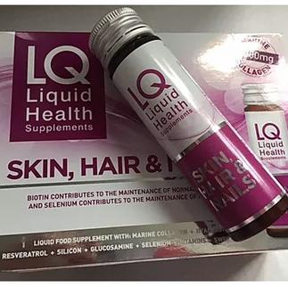 LQ Liquid Health- Skin, Hair and Nails
