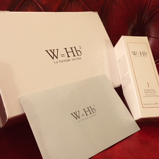 W=Hb2 Power Duo Face Serum