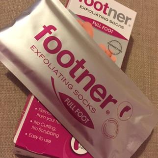 Footner Exfoliating Socks