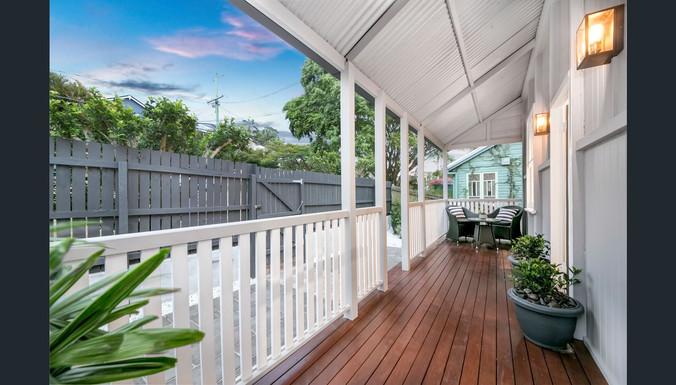 Morbuild Home Builders Decks Brisbane