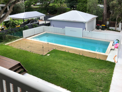 Deck & Pool Builder Bardon