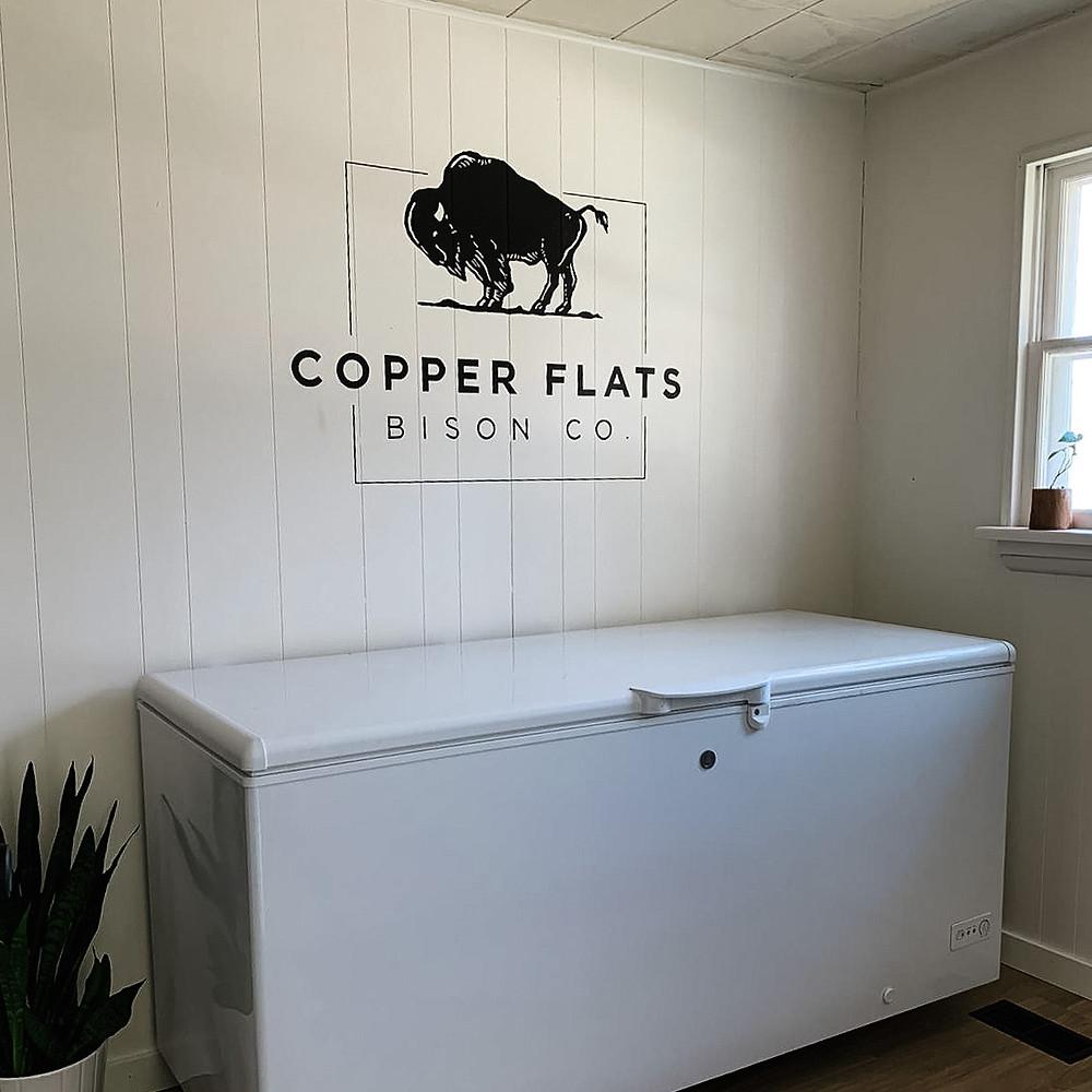 Copper Flats Farm Store, Bison Ontario, Lambton County Farm Store