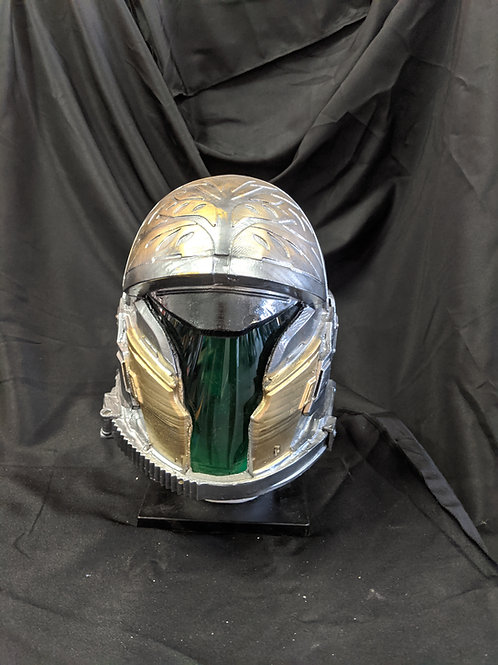 Iron-Bred Helm (Destiny Inspired)