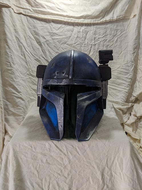 Heavy Mandolorian Helmet