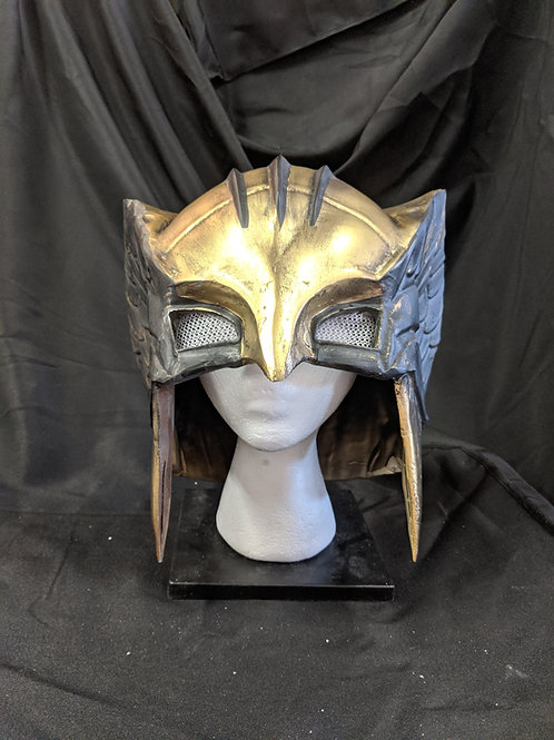Lady Hawk Helm