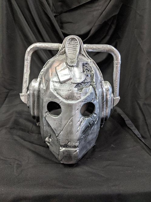 The Cyberman Helmet