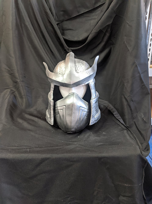 Shredder Facemask and Helmet (TMNT)