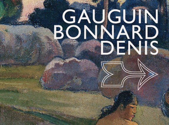 Gauguin, Bonnard, Denis