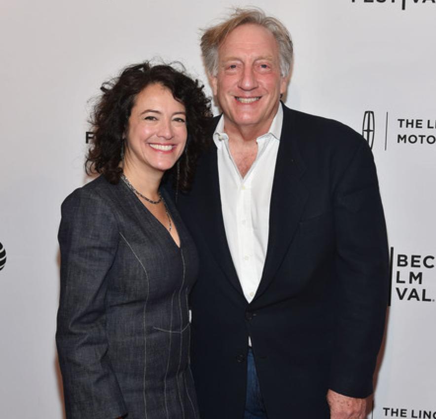 Alan Zweibel and Ferne Pearlstein