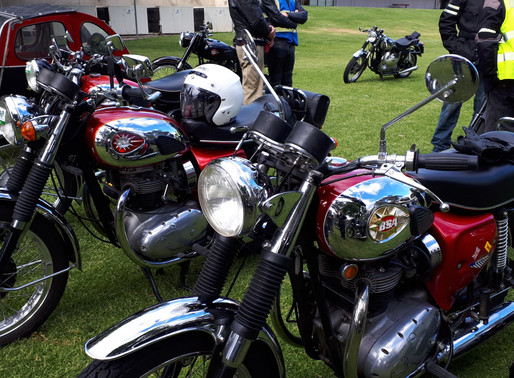 2019 BSA National Rally Hahndorf