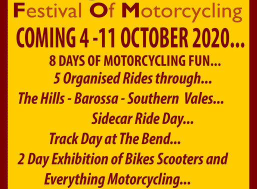 The Greatest Festival of Motorcycles