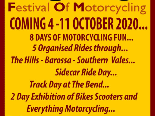 The Festival of Motorcycling