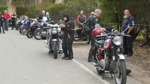 Motorcycle Ride Week Day 1