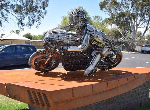 Forever Remembered - a tribute to Kenny Blake in Strathalbyn