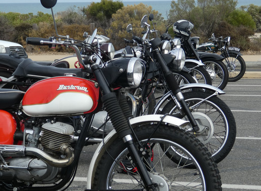 The  2019 Foreshore Small Bike Run