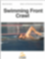 Swimming Front Crawl by Mark Durnford