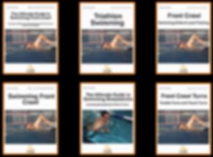 Swimming eBooks