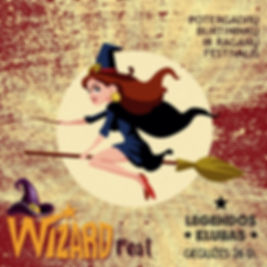 Wizard Fest 2019 Vilnius