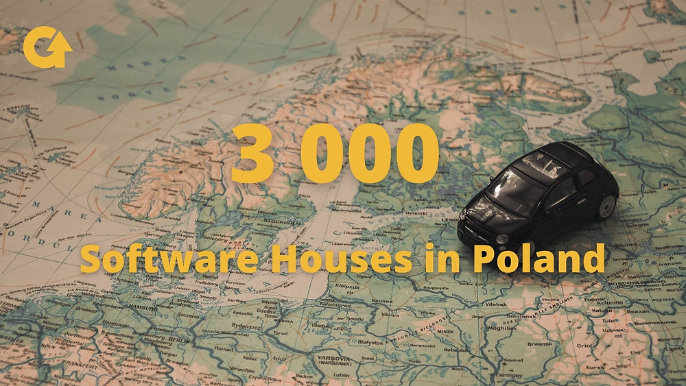 GrowMy.Tech   There are approximately three thousand software houses only in Poland. Whole CEE region is rich in custom software development companies.