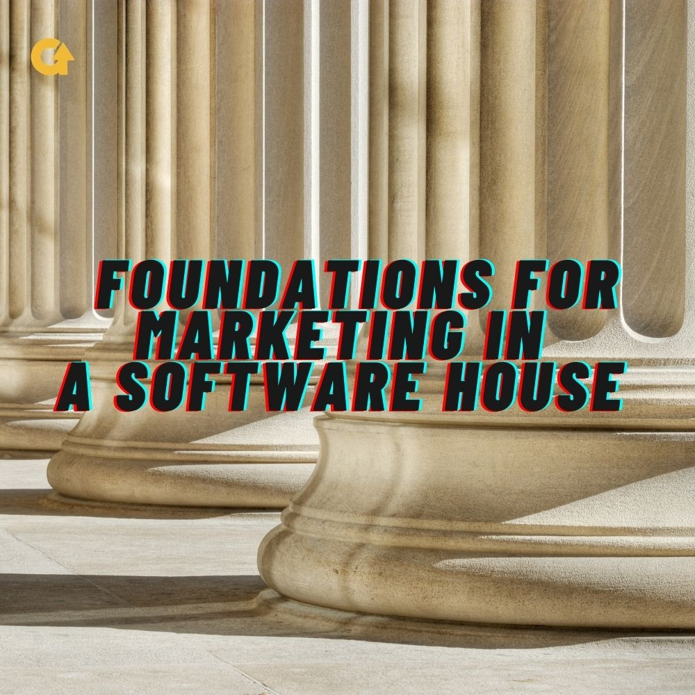Before You Craft Marketing and Sales Strategy For A Software House You Need To Work on Fundamentals like Ideal Client, Buyer Persona and Stake Holders Profiles.