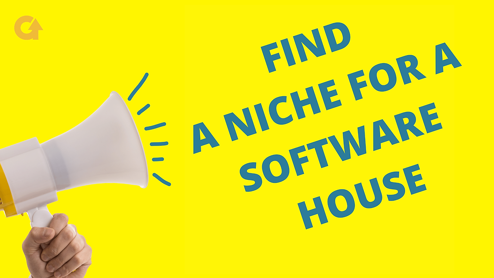 Finding a niche for your software development company helps to grow both inbound and outbound marketing on a mature market.