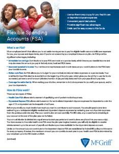 FSA Education Guide