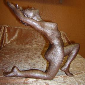 sculpture de nu
