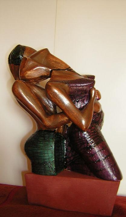 sculpture de nu contemporain PARIS IDF