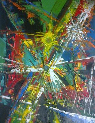 acryliques abstraites