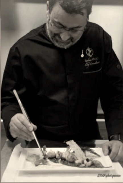 La cuisine des saveurs d'Italie by Chef Stephan MISO