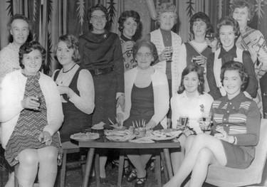 1972 - the Ladies committee