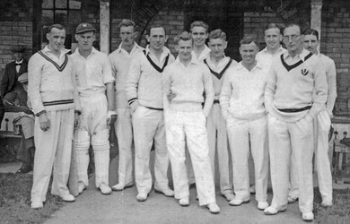 1948 - 1st XI Durham Senior League winners
