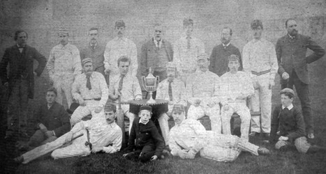 1888 - first ever Club photo