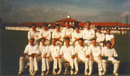 1998 - 2nd XI - League winners