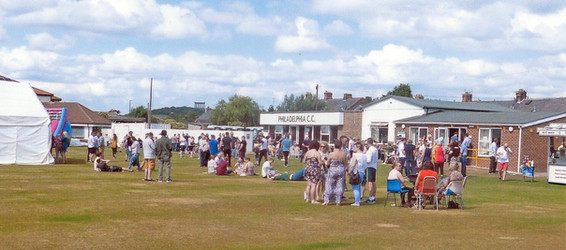 2015 - The Club's 1st music and beer festival