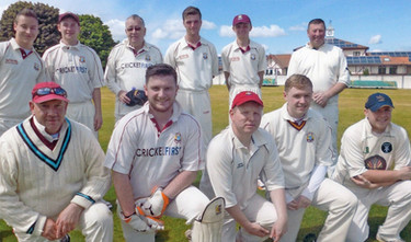 2015 - 2nd XI - DCL Division 2 winners